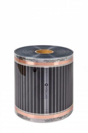 D203 PTC fűtőfilm,fűtőfólia 66w/méter (30cm széles)