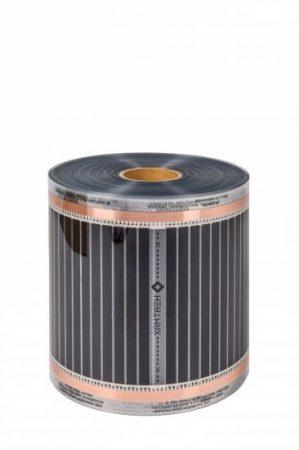 D203 fűtőfilm,fűtőfólia 66w/méter (30cm széles)