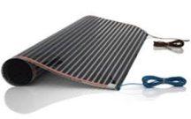 D608 fűtőfilm,fűtőfólia 80watt/M 100w/m2 (80 cm széles)
