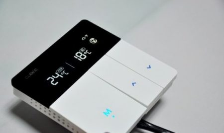 Dimat Smart Wifi termosztát 16A