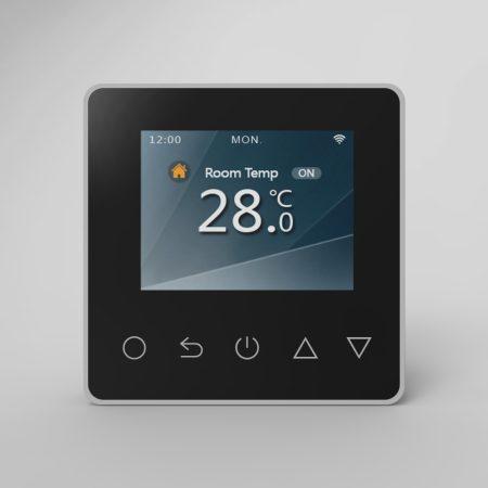 ET81 wifi termosztát fekete