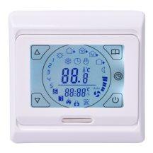 M9 Termosztát érintő touch padló,és levegő érzékelő szondával
