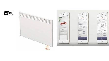 BEHA Fűtőpanel PV12 1250 W wifi