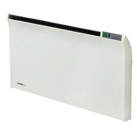 Glamox TPA G 600w fűtőpanel digitális termosztáttal 35cm magas